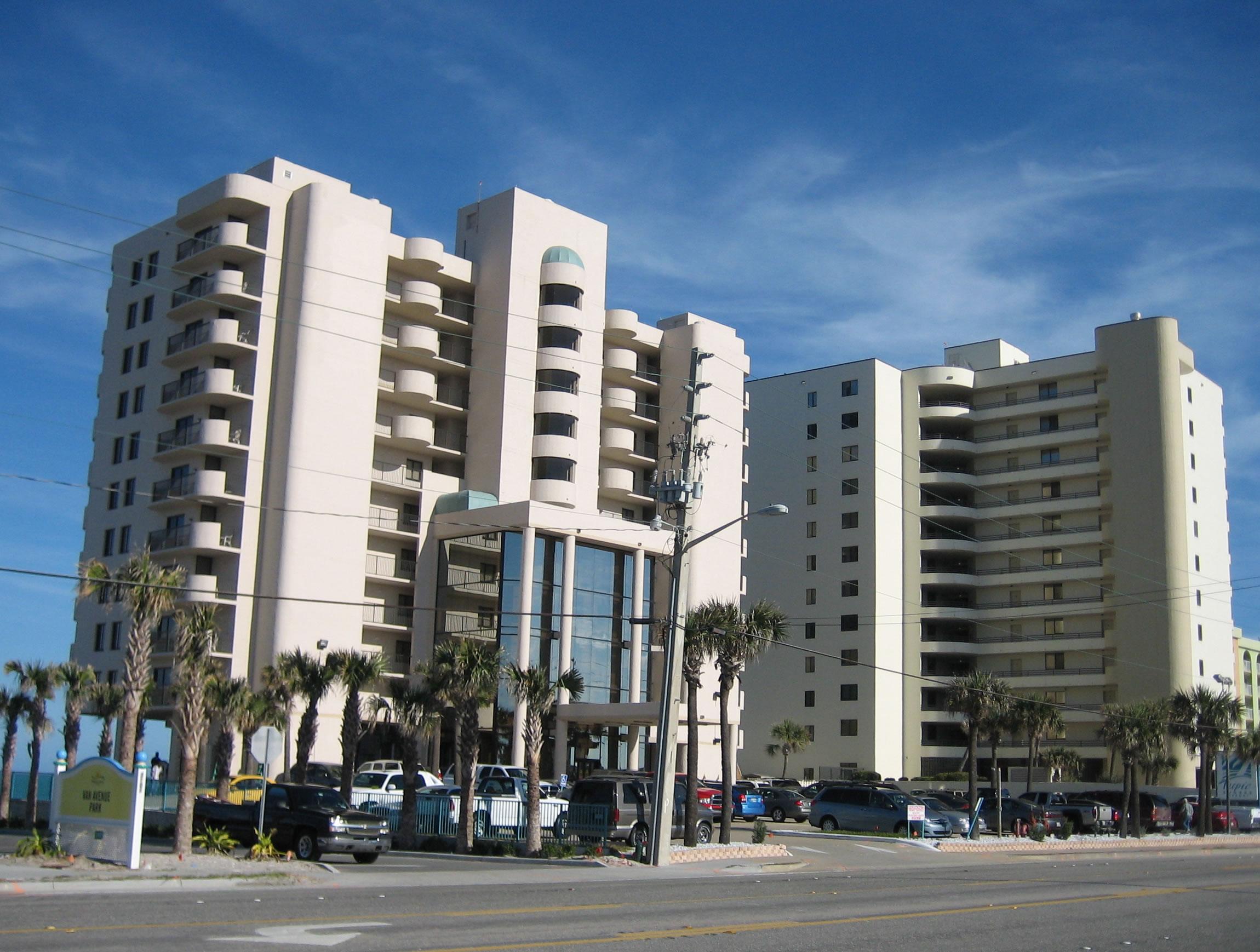 Sand Dollar Condo Daytona Beach Fl